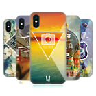 HEAD CASE DESIGNS TRAVELLER THOUGHTS SOFT GEL CASE FOR APPLE iPHONE PHONES