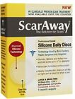 Professional Grade Silicone Scar Repair Daily Discs 30ct (Pack of 3) BEST SELLER