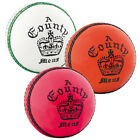 Readers Cricket County Crown Cricket Ball - All Sizes & Colours