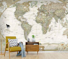 3D Graffiti Map Painting 26 WallPaper Murals Wall Decal WallPaper AU Summer