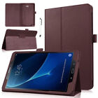 """For Samsung Galaxy Tab S2 S3 8.0 9.7"""" Tablet Smart PU Leather Cover Case +Film"""