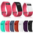 Silicone Rubber Sleeve Protect Band Cover for Fitbit Charge HR  / Fitbit Charge