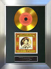 #153 GOLD DISC WILLIE NELSON Red Headed Stranger Signed Autograph Mounted Repro