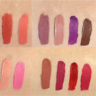 12 Color Sexy Melted Liquified Long Wear Lipstick LipGloss Makeup Gift