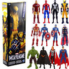 Marvel The Avengers Superheld Spiderman Action Figur Figuren Kind Spielzeug Hot