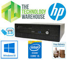 HP ELITEDESK 800 G1 SFF PC - 4TH GEN I5 CPU, 8GB RAM, 500GB HDD, WINDOWS 10 PRO