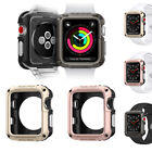 Rugged Armor Case Screen Protector Cover Shell For Apple Watch 3/2/1 42mm iWatch