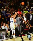 Stephen Curry Golden State Warriors 2018 NBA Finals Photo VI059 (Select Size)
