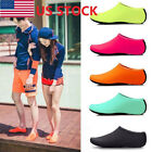 Women Men Aqua Skin Water Shoes Beach Socks Yoga Exercise Pool Swim On Surf Slip