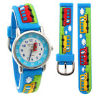 Girls Baby Gifts Children Watches Kids Watch Waterproof Silicone Quartz Watches