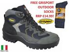 GRISPORT COUNTRY WALKER LIGHTWEIGHT WALKING BOOTS