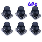 6x 5-Pin Game Joystick Axis Sensor Module Block for Ardunio AVR PIC