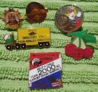 PICK 1~OASIS SHRINERS PINS Directors Staff~Help a Child~Circus Booster~Heritage