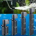Aquarium Air Pump Fish tank Oxygenator Cycle Diving Filter Silent Mini Pond Spra