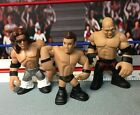 WWE Wrestling Mattel Rumbler Rumblers Figures Lot John Morrison The Miz Kane