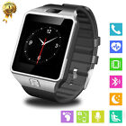 Bluetooth Smart Watch Unlocked Wristwatch GSM SIM for Android Samsung Huawei LG