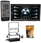 DVD/iPhone/Spotify/Bluetooth Receiver For 2005-2007 Nissan Frontier