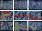 JAMES BOND  DIE ANOTHER DAY CHASE CARD SET  1 TO 9  CHOOSE £1.99 GBP on eBay