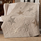 SAWYER MILL STAR QUILT -choose size & accessories-farmhouse bedding VHC Brands