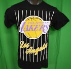 NBA Hardwood Classics Mens Los Angeles Lakers Basketball Shirt New S, M on eBay