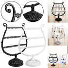 Jewelry Storage Rack Earring Necklace Organizer Hook Case Display Stand Holder