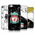 OFFICIAL LIVERPOOL FOOTBALL CLUB 2017/18 MARBLE CASE FOR APPLE iPOD TOUCH MP3