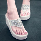Womens OXLEY-S Platform  Flip Flops Sandals Shoes Wedge EVA Platform jewelry