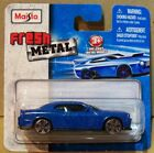 MAISTO FRESH METAL 2008 DODGE CHALLLENGER SRT8 IN BLUE