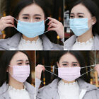 20pcs Disposable Medical Mouth Two Face Mask Anti-Dust Flu Respirator