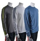 Gerry Performance Shirt Mens Quick-Dry Stretch Long Sleeve Crew Sun Protection