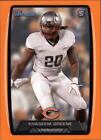 2013 Bowman Orange Football #1-250 - Your Choice *GOTBASEBALLCARDS