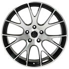 "20"" Hellcat Style Wheels For Dodge Challneger Charger SRT8 300 (Rims Set 4)"