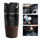 Multi-function Car Accessories Central Storage Box Drink Cup Holder Organizer Us