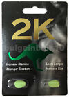 Kangaroo 2K Pill For Men Stronger Erection & Increase Stamina - Choose Amount $13.24 USD on eBay