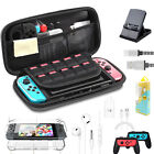 For Nintendo Switch Bag Case/Shell Cover/Charger Cable Dock ProtectorAccessories