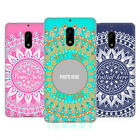 CUSTOM CUSTOMISED PERSONALISED MANDALA SOFT GEL CASE FOR NOKIA PHONES 1