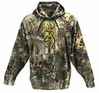 Mens Browning Wasatch Performance Hoodie Sweatshirt Realtree Xtra Camo Any Size