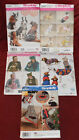 U-Pick Simplicity Sewing Patterns Dog & Cat Clothes Costumes Accessories Uncut