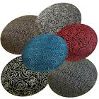 RoundShape Cover*Chinese Rayon Brocade Floor Chair Seat Cushion Case Custom*BL16