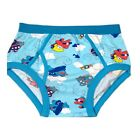 Внешний вид - Adult IMPROVED Airplane-Teddy's baby blue color briefs autistic underpants