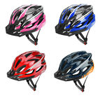 Black Bicycle Helmet Mountain Bike Helmet for Men Women Youth NEW