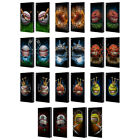 OFFICIAL TOM WOOD MONSTERS LEATHER BOOK WALLET CASE COVER FOR AMAZON FIRE