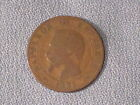 *** 1855-D   Cinq Centimes   (France)  Large D  /  Very nice example!