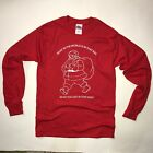 long sleeve what in santa bag funny christmas t shirt ugly holiday sweater tee
