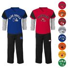 """NCAA """"Charger"""" Long Sleeve T-Shirt & Pants Set Infant Toddler Boys Collection $9.8 USD on eBay"""