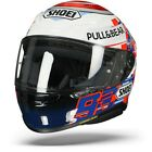 Shoei NXR Marquez Power Up TC 1 Full Face Motorcycle Helmet Free Shipping