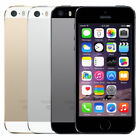 Apple iPhone 5s 16GB AT&T T-Mobile Unlocked Smartphone 4G LTE Great Condition B+