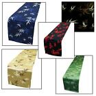 Table/Bed Runner*Chinese Rayon Brocade Dinning Coffee Cloth Header Cover*BL9