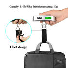 110 Lbs Luggage Scale with Temperature Sensor Tare Function Gift For Traveler US