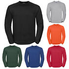 RUSSELL HEAVYWEIGHT SWEATSHIRT PULLOVER WORK SWEATER XS-4XL 013M